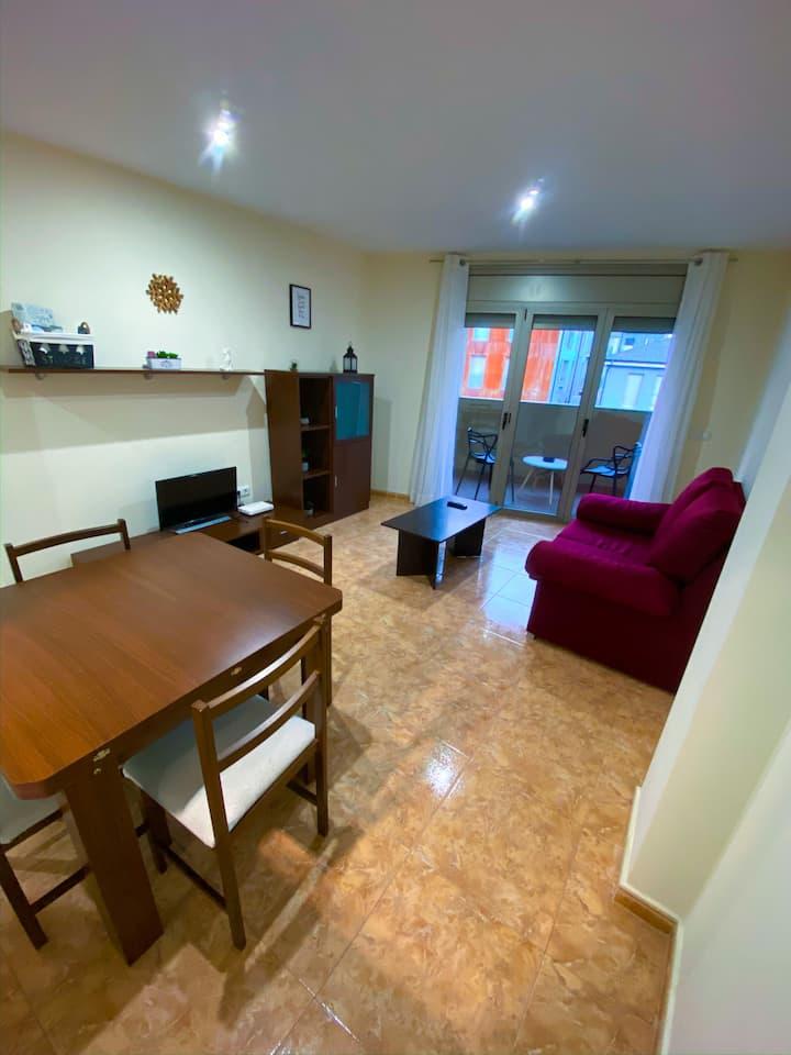 Apartamento turístico Cal Torres - La Seu d'Urgell