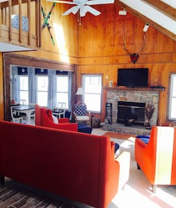 Country Ski Challet in Pocono Lake - Coolbaugh Township