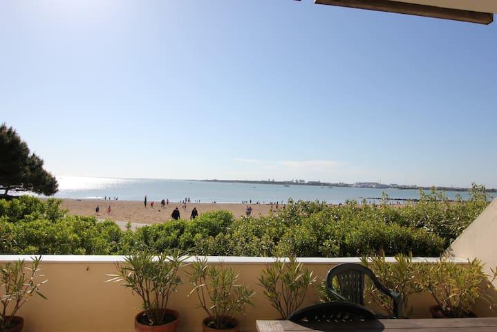 Appartement superbe vue mer type T2 - La Rochelle - Wohnung