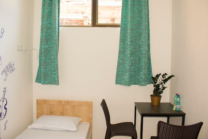 A single room in the centre of Tbilisi