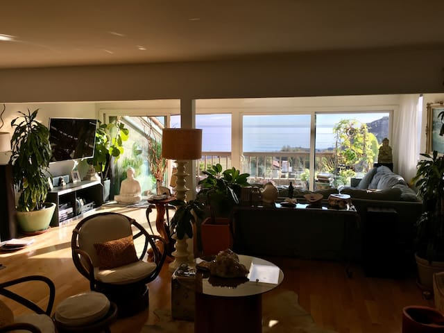 Beautiful Ocean View Malibu Condo - Malibu - Condomínio