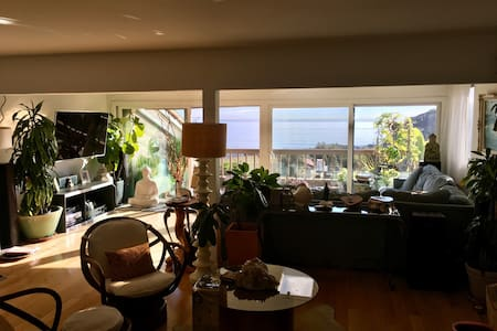 Beautiful Ocean View Malibu Condo - Malibu - Ortak mülk