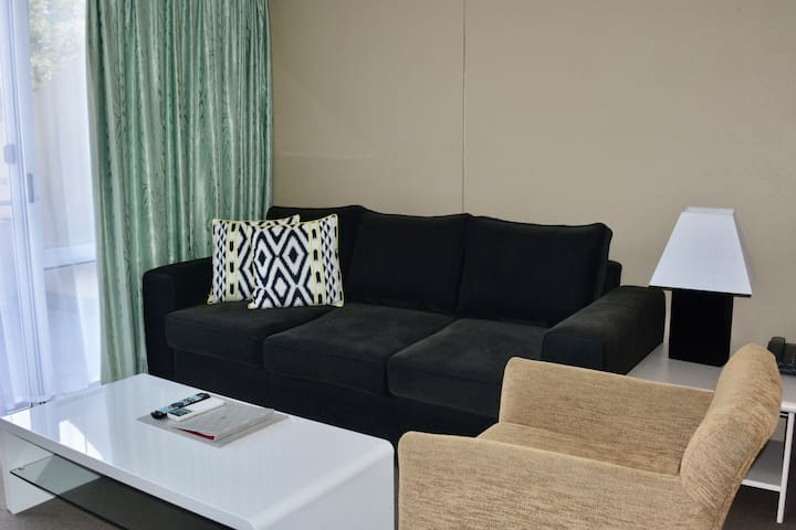 Lounge room. Sofa bed sleeps 2