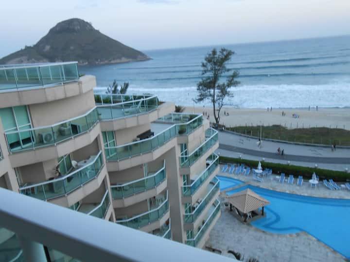 Belo apartamento   Apart Hotel Villa Del Sol