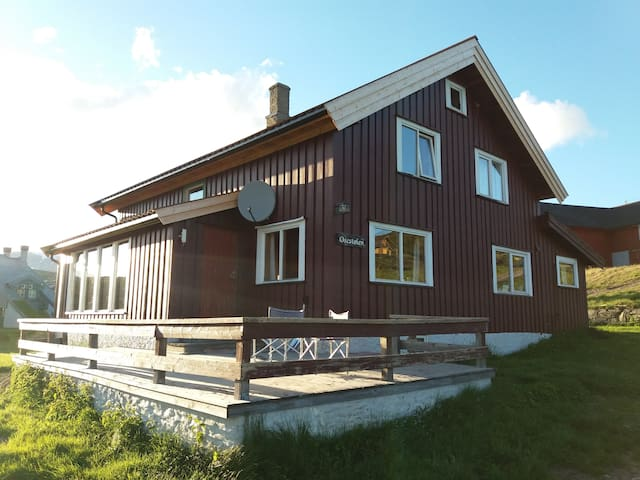 Lovely norwegian cabin - Double/Family Room n. 2