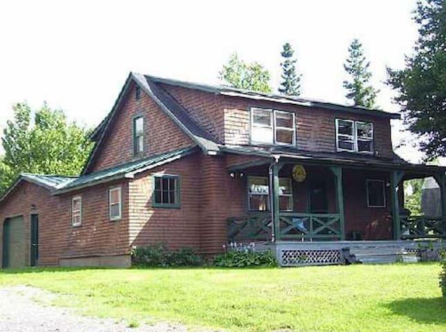 Kennebago Camp Rental Cabin