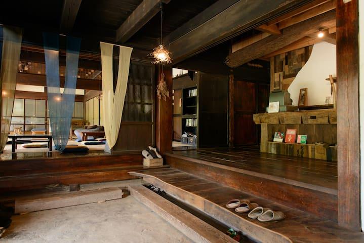 kajiya 母屋 - Matsumoto - Casa