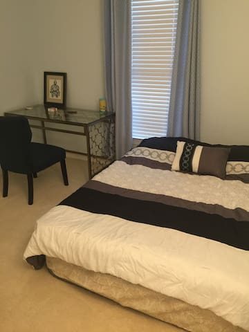 Private Bedroom and Full Bathroom in Silver Spring