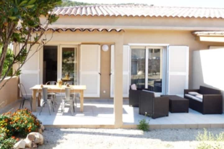 GALERIA : Villas MATTEU (appartement F2)