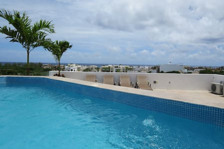 Luxury suite steps to the 5th Avenue and the beach - Playa del Carmen - Apartment