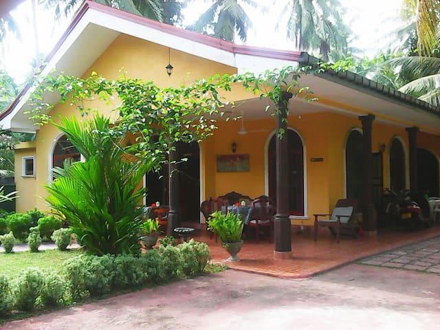 Grace Villa - Bentota - Casa de camp
