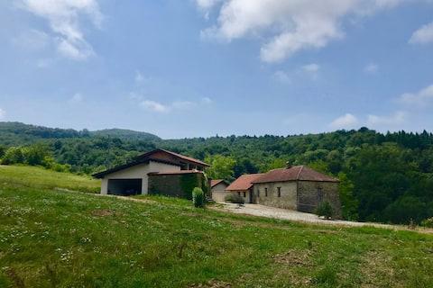 Studio in the Belbo Valley