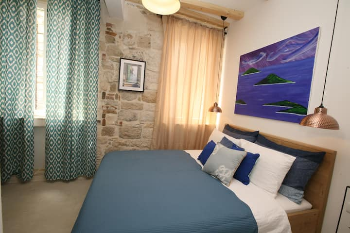 House Bava -  4* Double room Sea