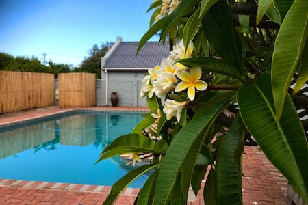 Central, Private , Swimming Pool. - Hermanus - Bed & Breakfast