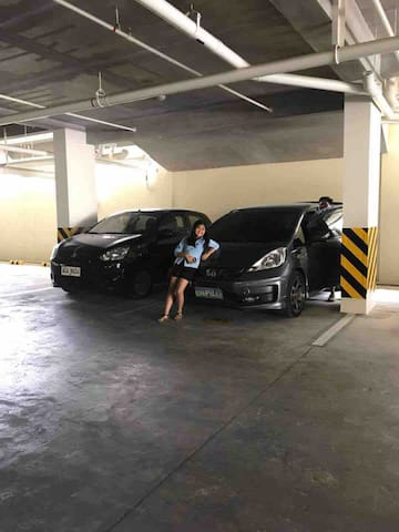 PS# 141 our dedicated parking slot for our guest for free of charge