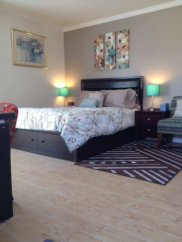 M7-Corporate Apt w/full Kitchen - La Crescenta-Montrose - Byt