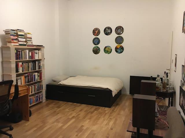 Ein-Zimmer-Wohnung in Prenzlauer Berg