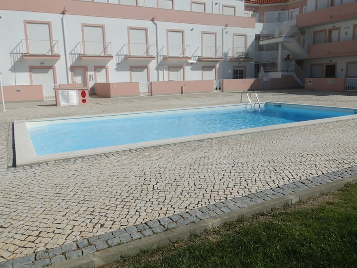 Apartment Manta Rota with pool (300m to the beach)