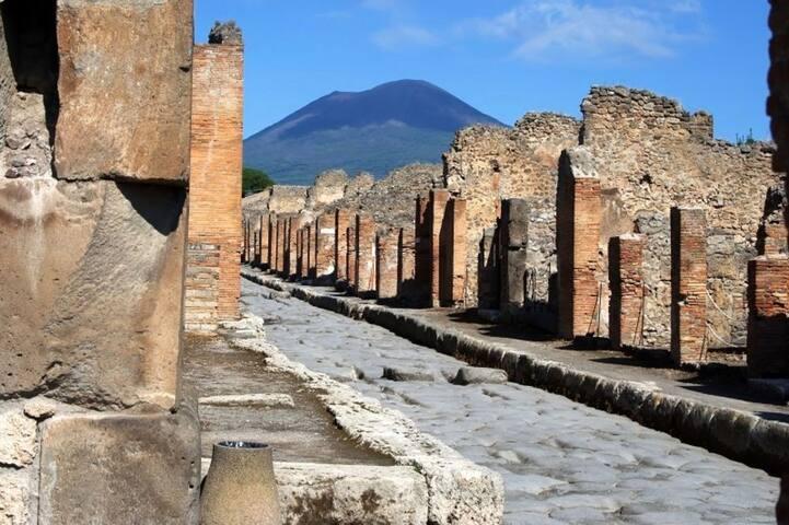 Catello Accommodation in Pompei stanza Orchidea