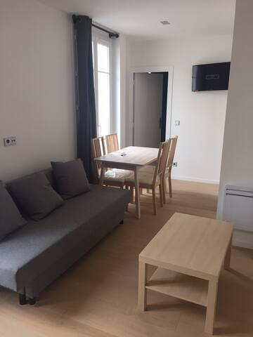 Appartement 30m2 proche Paris et Disney - 加尼(Gagny) - 公寓