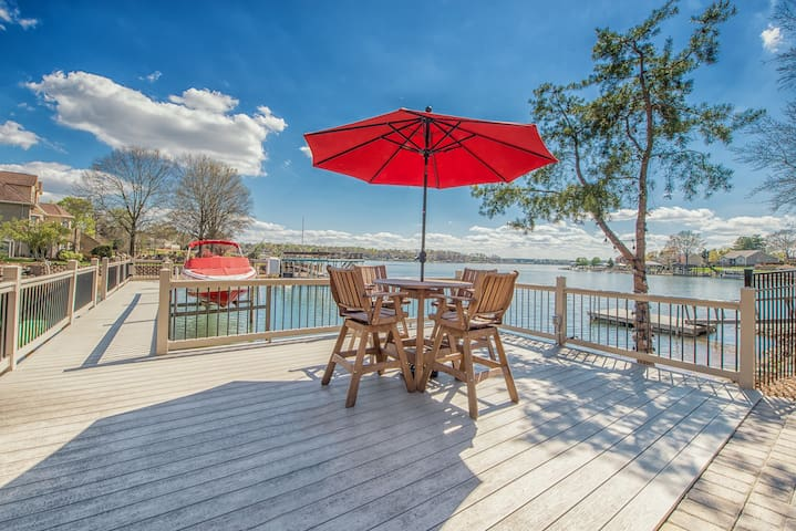 Southern Breeze of Lake Norman - Sherrills Ford - Hus