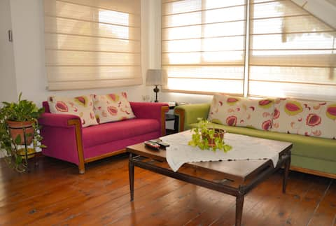 Between the orchards- family friendly apartment