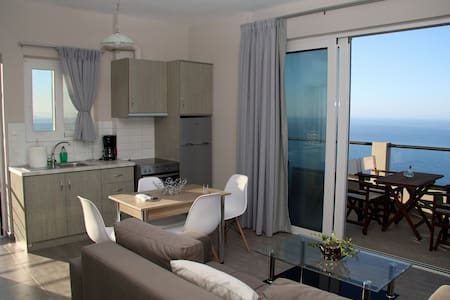 Akrotiri Panorama Apartment 2 - Kato Rodakino - Appartement