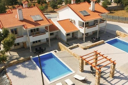 Wonderful Villa in Ferreira do Zezere with Swimming Pool