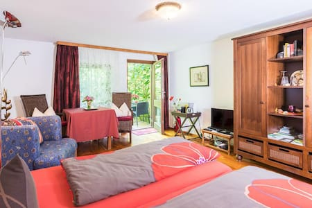 Guest Room Unger-Taube with Mountain View, Private Terrace & Wi-Fi; Parking Available