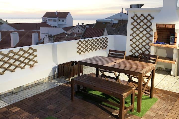 Alcochete Casa Troino Terrace