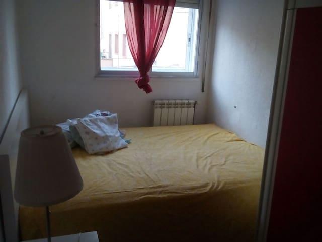 Alquiler de Habitación por día. - Madrid
