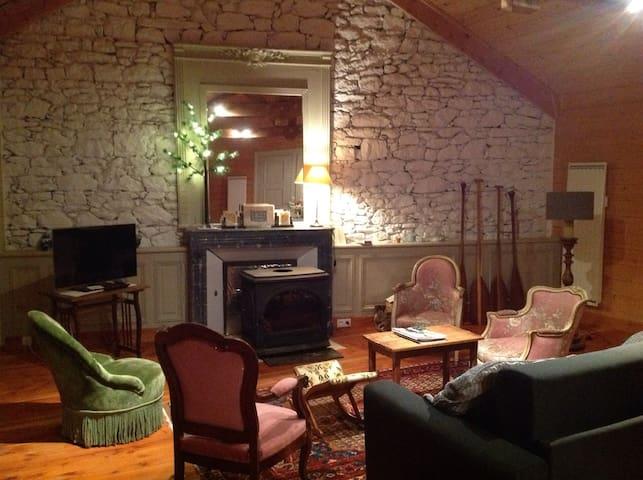Maison de bourg - Le Vieux-Marché
