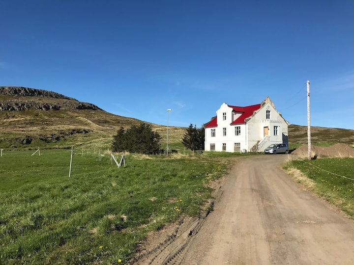 Friendly Farmhouse Víðidalsá, room 21