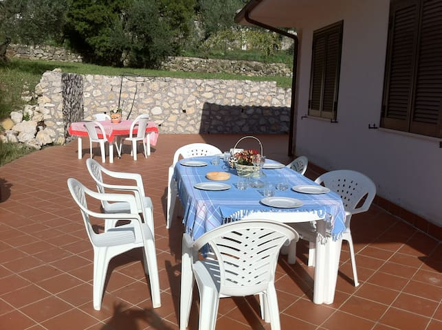 Delicius cottage sea view next to Formia, - Formia - Dom