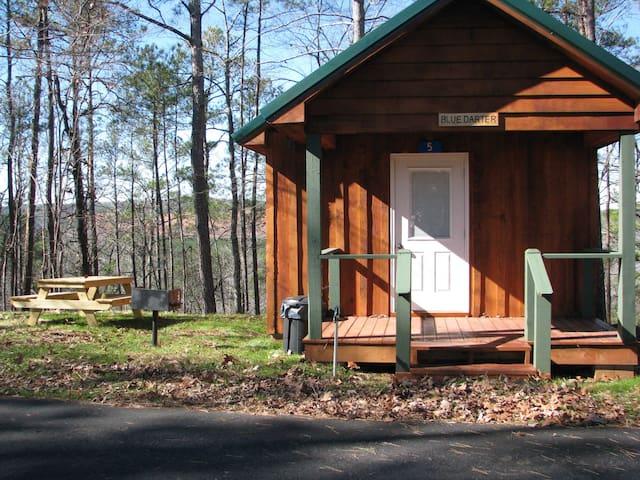 Blue Darter Cabin #5