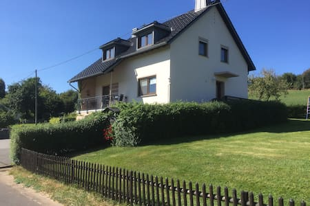 Modernes Ferienhaus in der Eifel - Strickscheid - Appartement