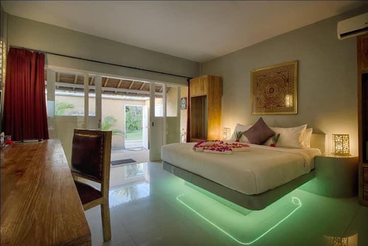 Bel Air Resort Deluxe room