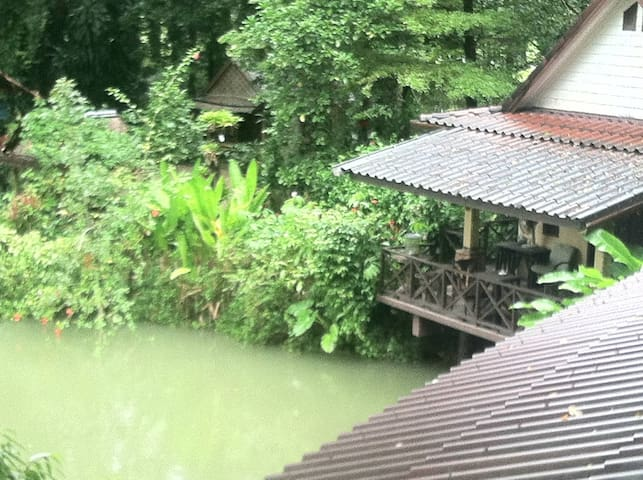 Lilawadee Dorm1. - Ao Luek Tai - Bed & Breakfast