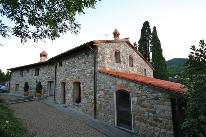 Deluxe villa in Florence, Tuscany, Italy