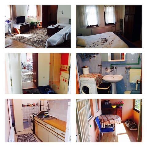 Private Aptmnt Bath Parking Dwntwn - Saraievo - Casa