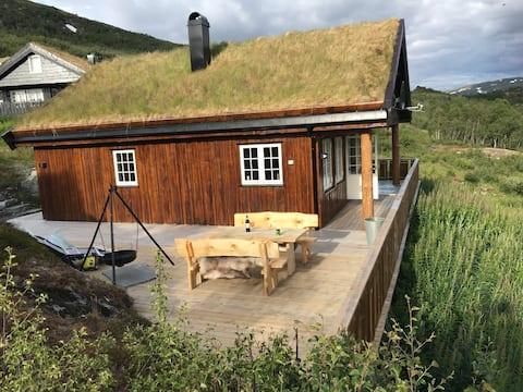 Cottage at Hardangervidda