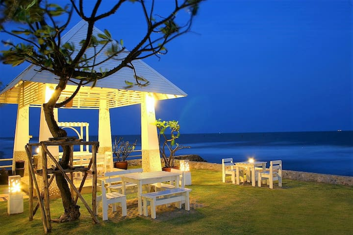 Bluesky resort ,Hatchao samran beach ,Phetchaburie