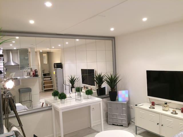Luxurious duplex flat/heart of Paris-Opera-Vendome
