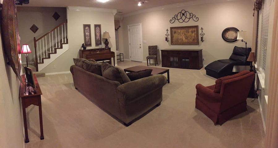 1600 Sq Ft of Private Space in Lake Community - Frisco - Casa
