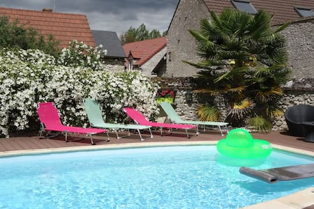 Le Clos Elisa - Saint-Laurent-Nouan - Bed & Breakfast