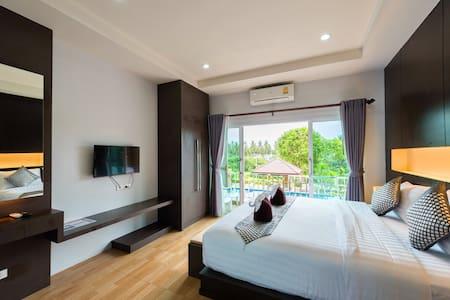 1 Bedroom  Poolside Suite, Phutara Lanta Resort - Muu
