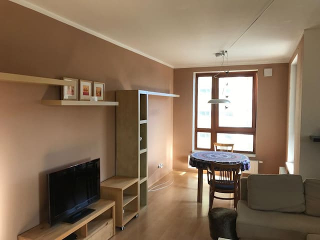 Appartment in the suburb of Prague