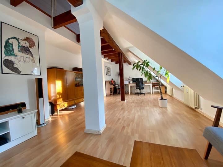 Whole Maisonette Apartment in the Heart of Potsdam