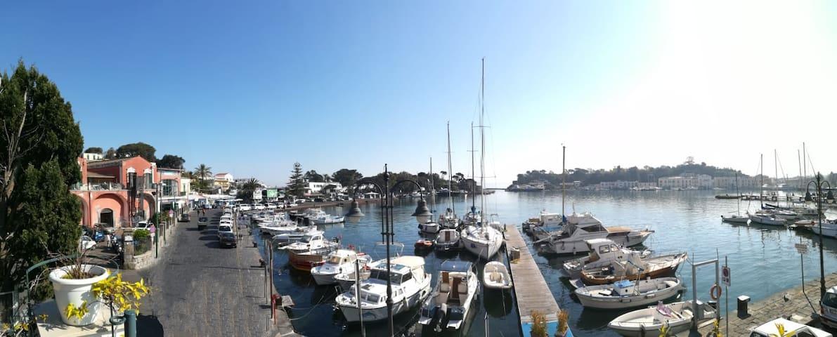 Casa Ilaria al porto - Stanza Stella del Mare