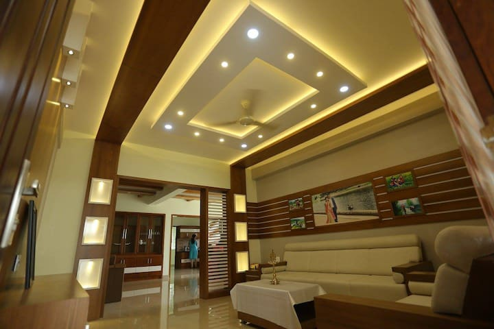 Suburban Heights Kottayam - Serviced Apartments - Коттаям - Квартира